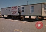 Image of mobile homes Rapid City South Dakota USA, 1972, second 6 stock footage video 65675052540