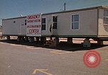 Image of mobile homes Rapid City South Dakota USA, 1972, second 8 stock footage video 65675052540