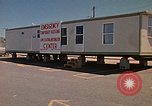Image of mobile homes Rapid City South Dakota USA, 1972, second 11 stock footage video 65675052540