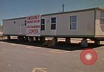 Image of mobile homes Rapid City South Dakota USA, 1972, second 12 stock footage video 65675052540
