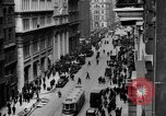 Image of James Farley Post Office building New York City USA, 1918, second 12 stock footage video 65675052546