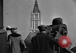 Image of Woolworth Building New York City USA, 1918, second 4 stock footage video 65675052547