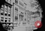 Image of Lu Lu Temple and the Walnut Street Theater dated 1806 Philadelphia Pennsylvania USA, 1918, second 5 stock footage video 65675052551