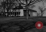 Image of mansion Alexandria Virginia USA, 1918, second 2 stock footage video 65675052554