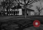 Image of mansion Alexandria Virginia USA, 1918, second 3 stock footage video 65675052554