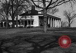 Image of mansion Alexandria Virginia USA, 1918, second 7 stock footage video 65675052554