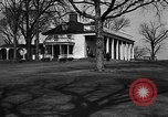 Image of mansion Alexandria Virginia USA, 1918, second 8 stock footage video 65675052554