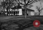 Image of mansion Alexandria Virginia USA, 1918, second 9 stock footage video 65675052554