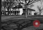 Image of mansion Alexandria Virginia USA, 1918, second 12 stock footage video 65675052554