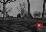 Image of Mount Vernon mansion Alexandria Virginia USA, 1918, second 3 stock footage video 65675052558