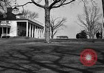 Image of Mount Vernon mansion Alexandria Virginia USA, 1918, second 11 stock footage video 65675052558