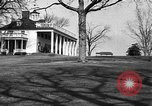 Image of Mount Vernon mansion Alexandria Virginia USA, 1918, second 12 stock footage video 65675052558