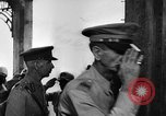Image of General Jonathan Wainwright Baguio Luzon Philippines, 1945, second 9 stock footage video 65675052561