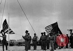 Image of Marine officers Wake Island Pacific Ocean, 1945, second 8 stock footage video 65675052562