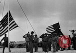 Image of Marine officers Wake Island Pacific Ocean, 1945, second 11 stock footage video 65675052562