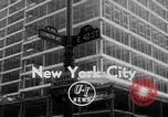 Image of engineers New York City USA, 1955, second 5 stock footage video 65675052564