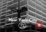 Image of engineers New York City USA, 1955, second 7 stock footage video 65675052564