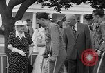Image of President Eisenhower Washington DC USA, 1955, second 9 stock footage video 65675052565