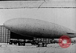 Image of U.S. Navy Airship C-class New York City USA, 1918, second 1 stock footage video 65675052575