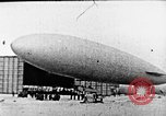 Image of U.S. Navy Airship C-class New York City USA, 1918, second 2 stock footage video 65675052575