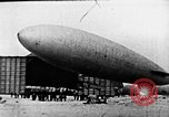 Image of U.S. Navy Airship C-class New York City USA, 1918, second 3 stock footage video 65675052575