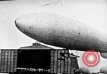 Image of U.S. Navy Airship C-class New York City USA, 1918, second 7 stock footage video 65675052575