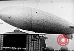 Image of U.S. Navy Airship C-class New York City USA, 1918, second 8 stock footage video 65675052575