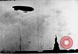 Image of U.S. Navy C-class airships New York City USA, 1918, second 2 stock footage video 65675052577