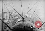 Image of U.S. Navy Class C airships over Statue of Liberty New York United States USA, 1918, second 6 stock footage video 65675052579