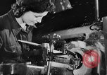 Image of women workers United Kingdom, 1944, second 10 stock footage video 65675052592