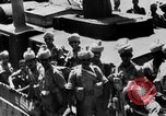 Image of British Eighth Army soldiers El Alamein Egypt, 1942, second 12 stock footage video 65675052594