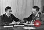 Image of Marshal Harold Alexander El Alamein Egypt, 1944, second 8 stock footage video 65675052597