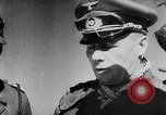 Image of General Bernard Montgomery El Alamein Egypt, 1944, second 5 stock footage video 65675052601
