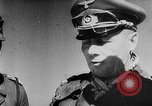 Image of General Bernard Montgomery El Alamein Egypt, 1944, second 6 stock footage video 65675052601