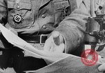 Image of General Bernard Montgomery El Alamein Egypt, 1944, second 8 stock footage video 65675052601