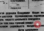 Image of Nadezhda Krupskaya Moscow Russia Soviet Union, 1924, second 9 stock footage video 65675052605