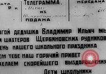 Image of Nadezhda Krupskaya Moscow Russia Soviet Union, 1924, second 11 stock footage video 65675052605