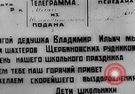 Image of Nadezhda Krupskaya Moscow Russia Soviet Union, 1924, second 12 stock footage video 65675052605