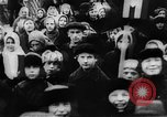 Image of massed crowd parading Moscow Russia Soviet Union, 1924, second 3 stock footage video 65675052607