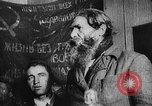Image of Local  Leader meets with Russian villagers Russia, 1921, second 5 stock footage video 65675052608