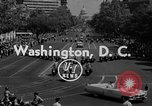 Image of American Legionnaires parade Washington DC USA, 1954, second 2 stock footage video 65675052612