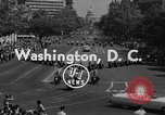 Image of American Legionnaires parade Washington DC USA, 1954, second 3 stock footage video 65675052612