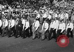 Image of American Legionnaires parade Washington DC USA, 1954, second 11 stock footage video 65675052612