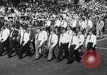 Image of American Legionnaires parade Washington DC USA, 1954, second 12 stock footage video 65675052612