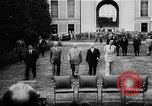 Image of President Eisenhower Geneva Switzerland, 1955, second 10 stock footage video 65675052614