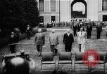 Image of President Eisenhower Geneva Switzerland, 1955, second 11 stock footage video 65675052614