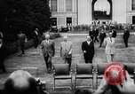 Image of President Eisenhower Geneva Switzerland, 1955, second 12 stock footage video 65675052614