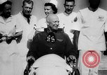 Image of President Dwight Eisenhower Gettysburg Pennsylvania USA, 1955, second 9 stock footage video 65675052618