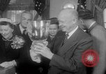 Image of President Eisenhower Washington DC White House USA, 1954, second 12 stock footage video 65675052626