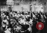 Image of hairdressers Lisbon Portugal, 1954, second 4 stock footage video 65675052627